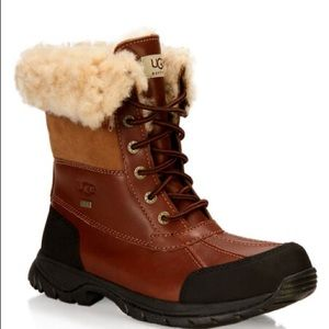 UGG MEN'S BOOTS BUTTE SIZE 10 BRAND NEW IN BOX